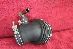 75-76 Datsun 280Z air intake boot THB to AFM OEM used 16578-N4710