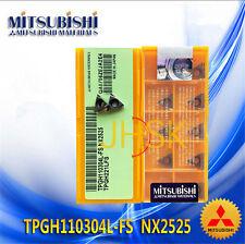 High quality 10P TPGH1.51.51L//TPGH080204L-FS NX2525 Fine boring blade For steel