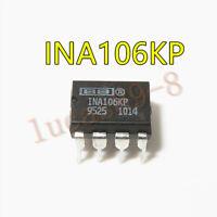 5PCS INA106KP INA106KPG4 OP AMP IC DIP-8