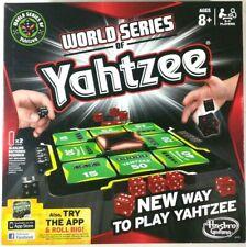 Hasbro World Series of Yahtzee® Electronic Dice Game- 2012- Unused Mostly Sealed