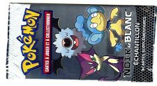 POKEMON BOOSTER ECHANTILLON COLLECTOR - FRANCAIS - NOIR & BLANC