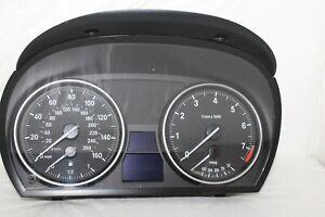 Speedometer Instrument Cluster Gauges 07 - 2012 BMW 323i 328i X1 64,254 Miles