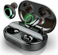 UK TWS Wireless Bluetooth Headphones Earphones Earbuds in ear For iPhone Samsung