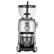GASTROBACK 42601 Design Kaffeemühle Basic Zeitschaltuhr Edelstahl schwarz