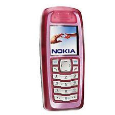NOKIA 3100 2G Network UNLOCKED Keyboard GSM SIM GPS Triband Mobile phone Red