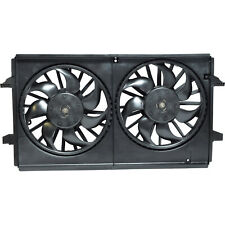 New Dual Radiator and Condenser Fan Assembly FA 50291C - 22719384 Malibu Aura G6