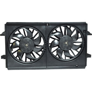 New Dual Radiator and Condenser Fan Assembly for Malibu Aura G6