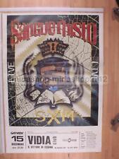 SANGUE MISTO 15-12-1994 CESENA 70X100 POSTER CONCERTO [MI  0079-]