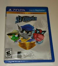 Sly Racoon Cooper Trilogy Vita New Sealed US Ver Sony PlayStation PSV 3 games