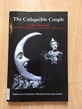 The Collapsible Couple Alicia Borinsky Paperback Book Cola Franzen Translator