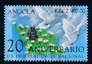 Angola - 1995 - Independence / 20th Anniversary