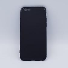 iPhone 6  hoesje  - effen zwart