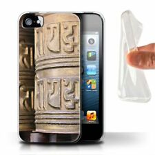 Peace Silicone/Gel/Rubber Cases & Covers for iPhone 5s