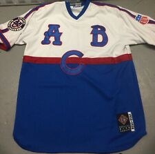 Atlanta Black Crackers #1 Jersey XXL Negro Leagues ABC NLBM 1932-1938 Baseball