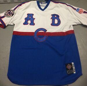Atlanta Black Crackers #1 Jersey XXL Negro Leagues ABC NLBM 1932-1938 Baseball