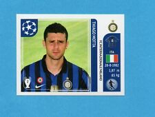 PANINI-CHAMPIONS 2011-2012-Figurina n.84- T.MOTTA - INTER -NEW BLACK