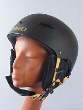 Giro Gretchen Bleiler Snowboard Ski Helmet / Black / Size: S (52 - 55.5 cm)