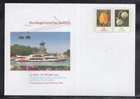 BRD Ganzsachen Sonderumschlag 2011 - Bundesgartenschau Koblenz zur Ausahl