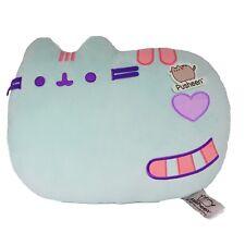 OFFICIAL Pusheen Cat Waving Chilling Exclusive Pillow Bed Sofa Plush Cushion UK