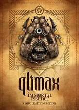 QLIMAX: IMMORTAL ESSENCE NEW DVD