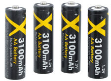 4 AA Rechargeable Battery 3100 mAh for Nikon L830
