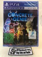 Sony Playstation 4 VR Spiel Concrete Genie PS4