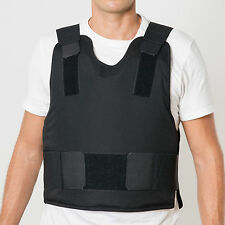 More details for stab knife proof concealable covert vest jackets 36 joules body armour