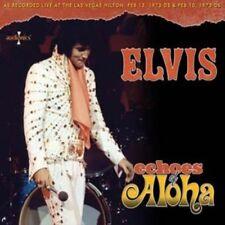 Elvis PresIey - Echoes Of Aloha - Digi Pk CD - New & Sealed
