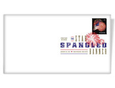 US 4854 Star-Spangled Banner APU Coil DCP FDC 2014