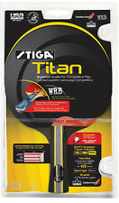 Stiga Titan Tournament Ping Pong Table Tennis Paddle Racket