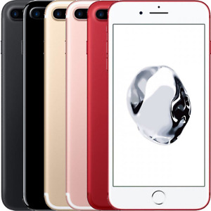 Apple iPhone 7+ Plus - 32/128/256GB Unlocked All Colours Very Good Condition