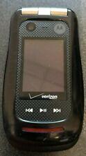 Motorola Barrage V860 Black (Verizon) Cellular Phone Fast Shipping ExcelleUsed