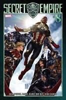 SECRET EMPIRE #8 (OF 10) MARK BROOKS COVER MARVEL COMICS CAPTAIN AMERICA