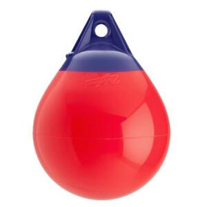 Polyform Fender Buoy A-3 in Red Boat Yacht Sailing Water Sea Dock Mooring