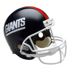 NEW YORK GIANTS 81-99 THROWBACK NFL FULL SIZE REPLICA FOOTBALL HELMET