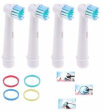 Aufsteckbürsten elektrische Zahnbürste Köpfe Aufsätze geeignet für Oral B 8Stück