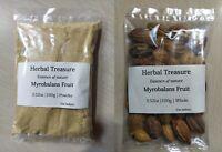 Haritaki Fruit Powder 100% Organic PREMIUM HARAD Terminalia Chebula
