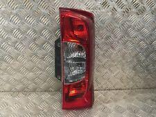 FIAT Fiorino 1.3 Diesel 2013 2014 O/s/r Driver Rear Light Lamp - 01353205080E