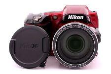 Nikon COOLPIX L840 16.0 MP Digital Camera - Red