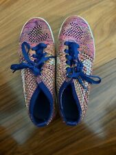 Nike Focus Flyknit Pink running Women's Shoes size 6