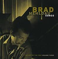 Brad Mehldau - The Art Of The Trio Vol 3 Songs (NEW CD)