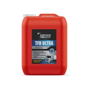 400:1 CAUSTIC TRAFFIC FILM REMOVER TFR 25L litre CHASSIS CLEANER TRUCK WASH