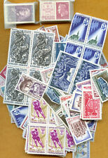 Lot z866 1000 timbres à 0,40F sous faciale