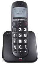 Thomson conecto  gross Tasten Telefon Seniorentelefon schwarz