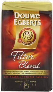 Douwe Egberts Real Coffee Filter Blend Coffee 1kg