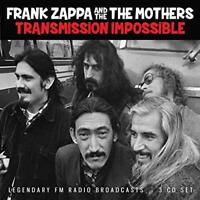 Frank Zappa and The Mothers Of Invention - Transmission Impossible (3cd Box)