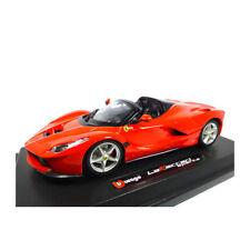 "Bburago 26022 Ferrari LaFerrari ""Aparta"" rot Limited Edition Maßstab: 1:24 NEU!°"