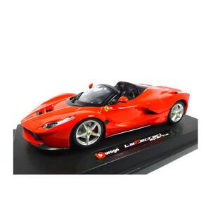 """Bburago 26022 Ferrari """" Aparta """" Red Limited Edition Scale: 1:24 New !°"""