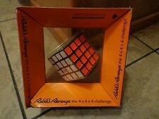 1982 IDEAL TOY CORP--RUBIK'S REVENGE PUZZLE (NEW) 4 x 4 x 4