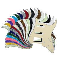 NEW Strat HSS Guitar Pickguards 11 Holes Scratch Plate for FD Strat Style Guitar